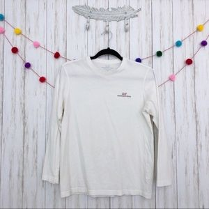 Vineyard Vines long sleeve tee--size youth 16-18